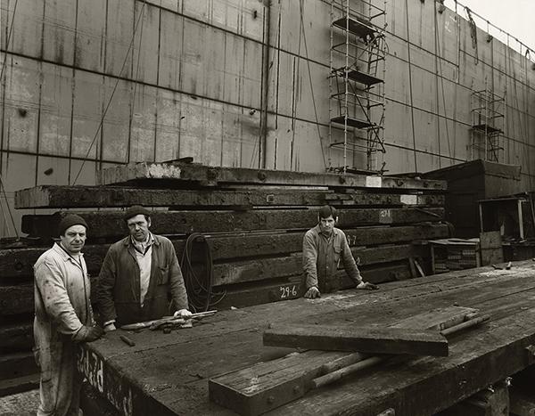 Bruce Rae: Shipbuilding on the Tyne