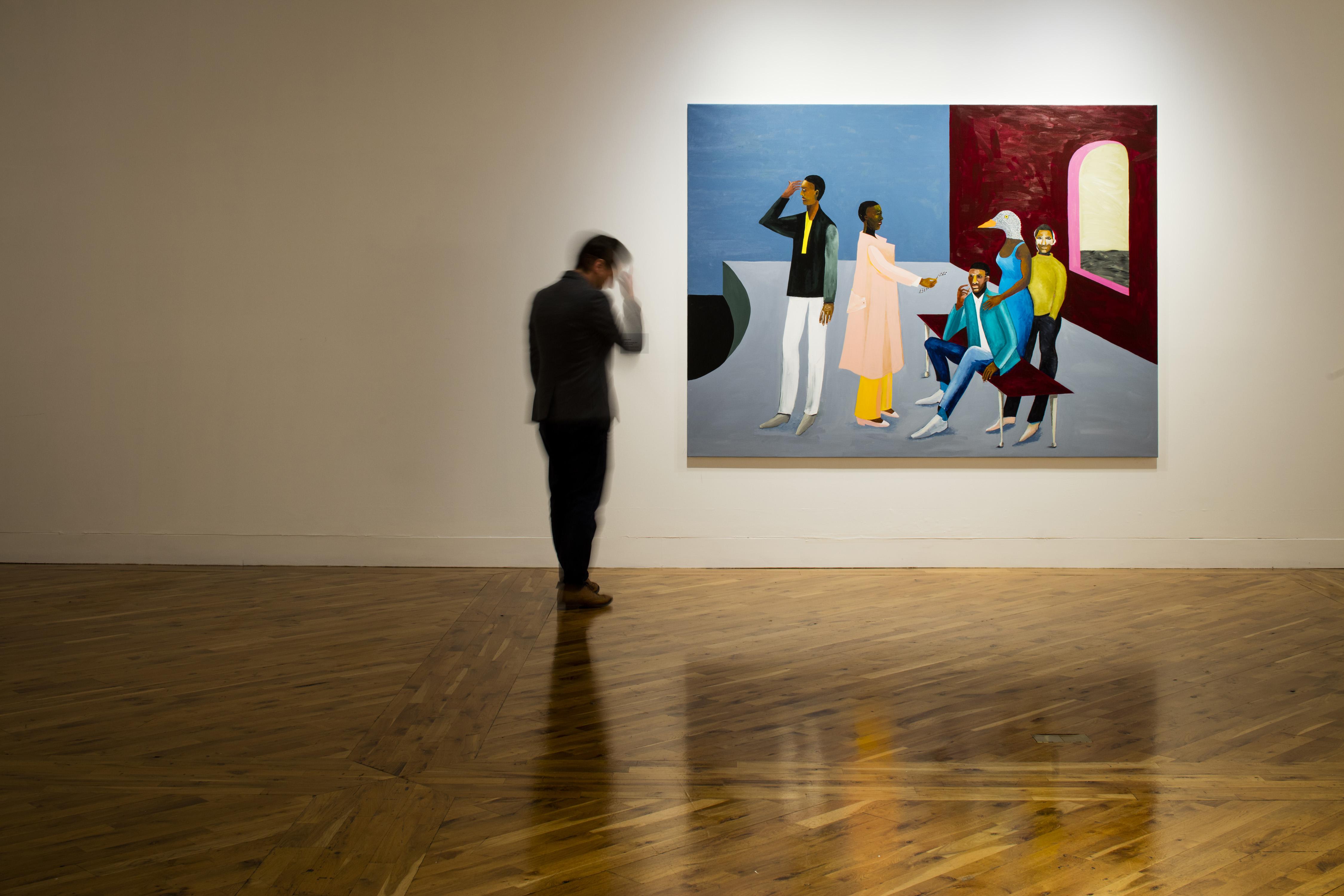 Lubaina Himid Turner Prize George Vasey