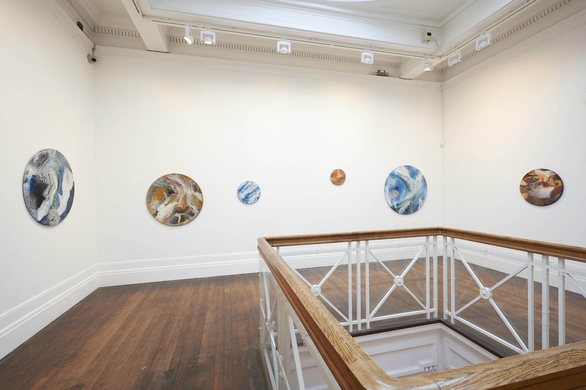 Terraforma, Adrian Pritchard, The Grundy Art Gallery, Blackpool