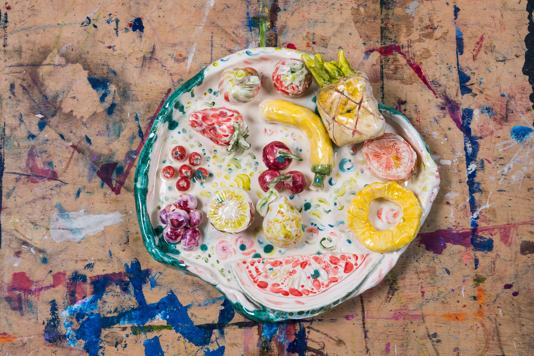 The Turnpike Pottery, Lindsey Mendick