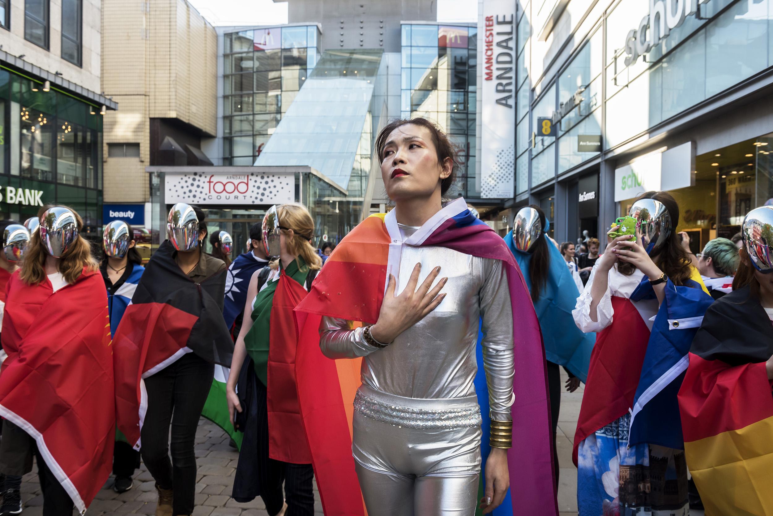 Asia Triennial Manchester 2018
